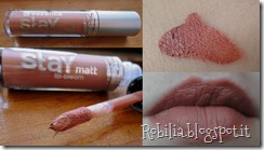 Essence stay matt 03 soft nude