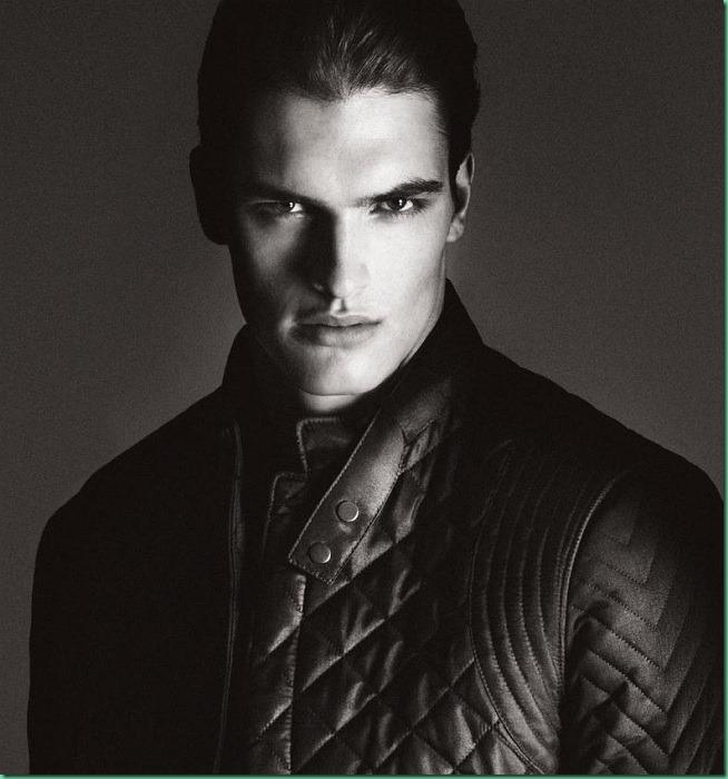 Matthew Terry for Calvin Klein Collection F/W 2013
