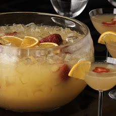 Citrus Champagne Punch