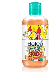 Balea-Street Art Showergel mit Orangenduft