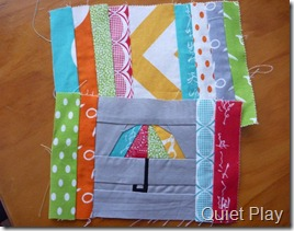Umbrella for blog hop