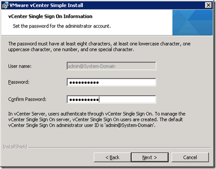 06_vCenter SSO default admin