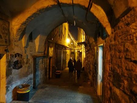 Ierusalimul arab noaptea