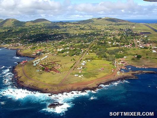 Вообще в истории острова Пасхи много тайн