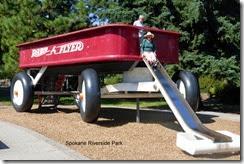 Spokane Riverside Park