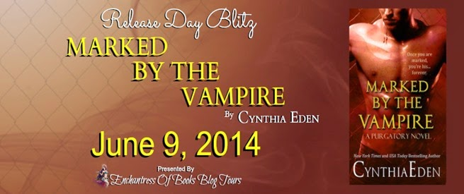 Marked By The Vampire Release Day Blitz