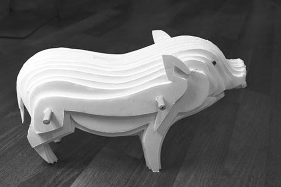 Esculturas de Márton Jancsó 06