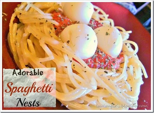 spaghetti nests