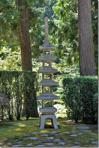 Japanese Pagoda Garden Ornament