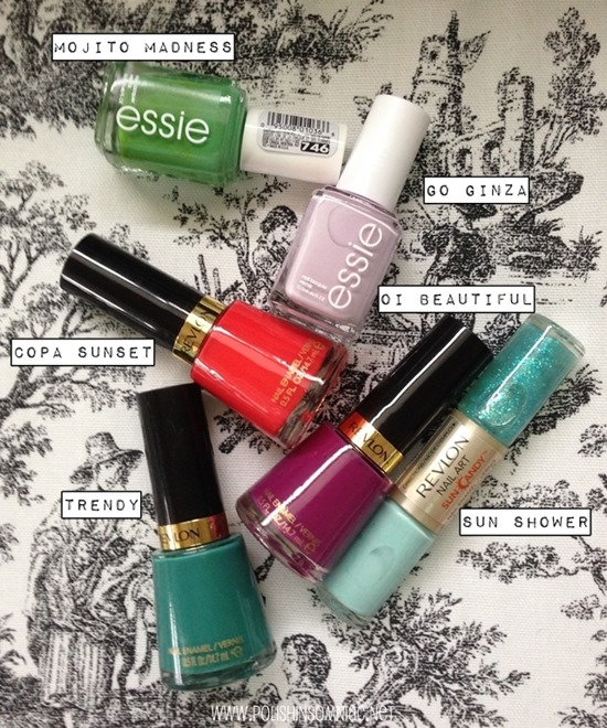 #walgreensbeauty nail polish haul #cbias #shop #shopping #nailpolish