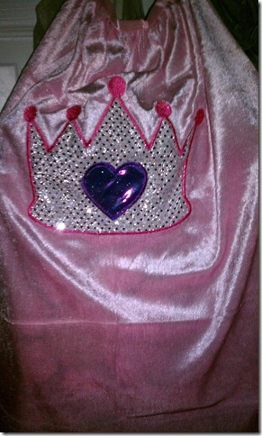 Princess Cape by Kissed by a frog