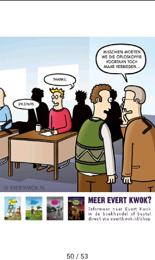 Evert Kwok Strips