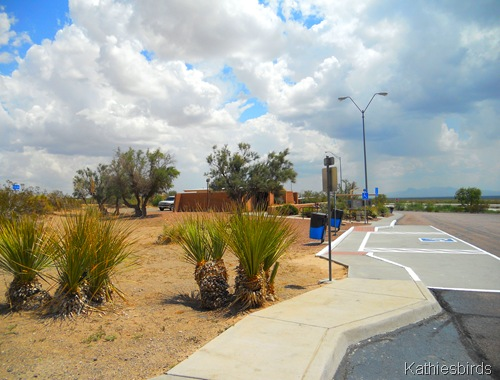 17. rest area west Texas-kab