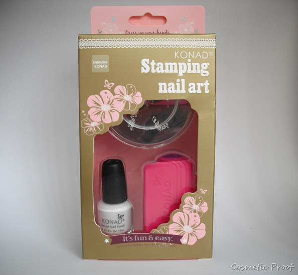 Review–Konad Basic Nail Art Stamping Set | Cosmetic Proof ...