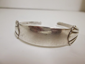 Reed and Barton Cuff Bracelet
