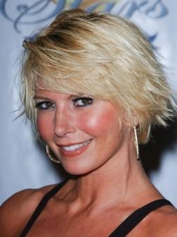 Short Blonde Hair for women