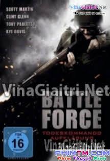 Buộc Phải Chiến - Battle Force