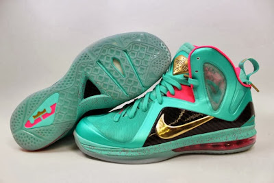nike lebron 9 ps elite statue of liberty pe 5 01 It Takes $12,900 To Own Two Pairs of Rare LeBron 9 PS Elite PEs