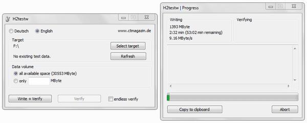 memory-card-tester