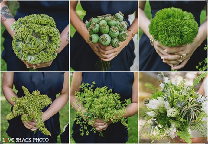 green Sullivan-Owen-Philadelphia-Wedding-Florist-Textural-Bridal-Bouquet-3  Love Shack Photo  and sullivan owen