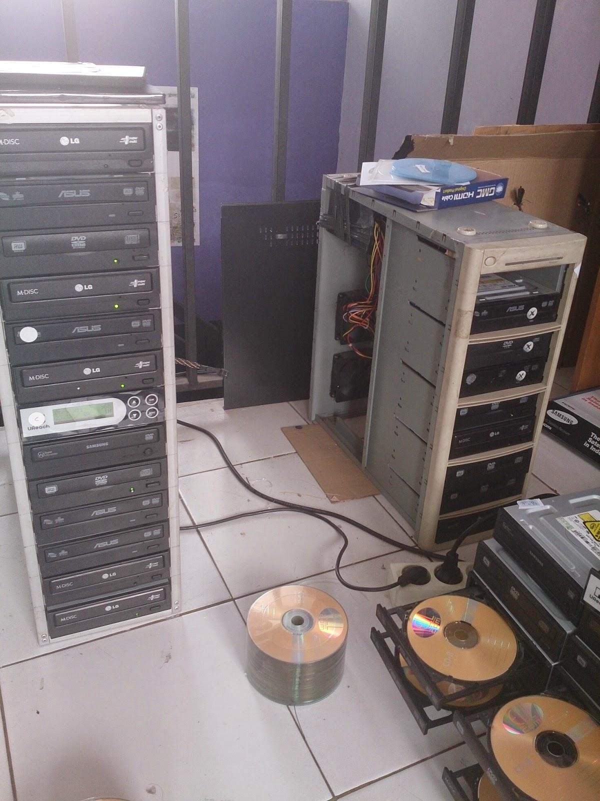 Jasa Duplikasi Dvd di DKI Jakarta Kota Jakarta Selatan Kebayoran Baru Gandaria Utara