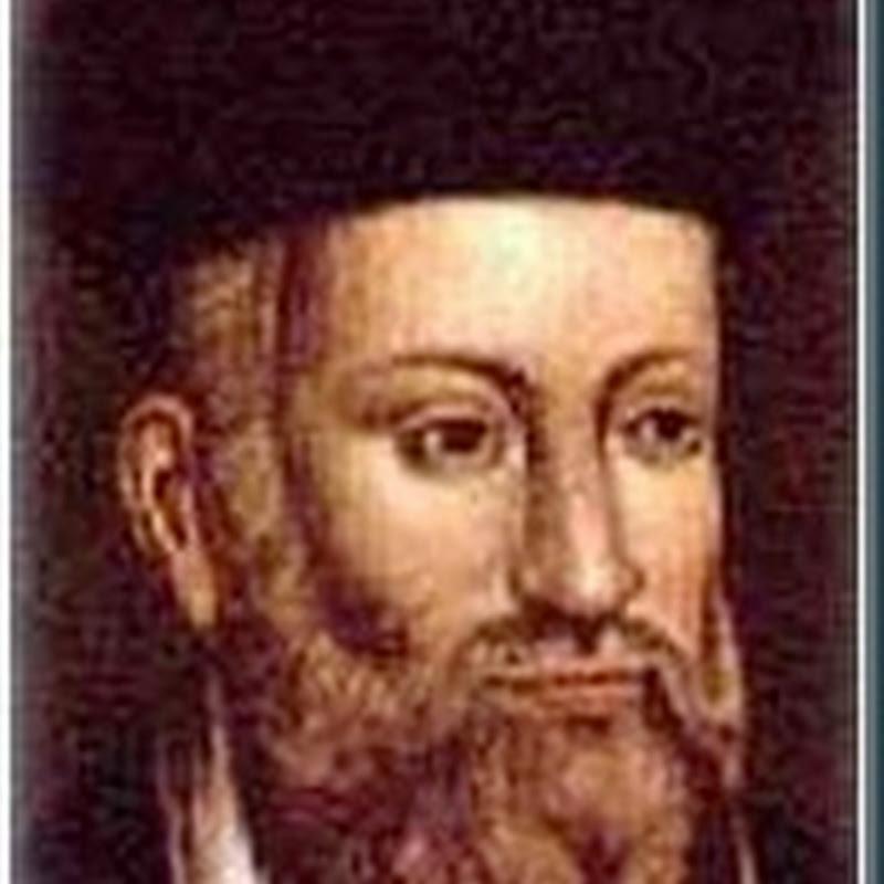 Nibiru - O Grande Rei do Terror de Nostradamus ?
