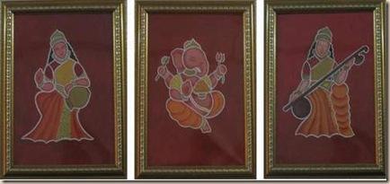 amita sinha Ganesha Laxmi Saraswati