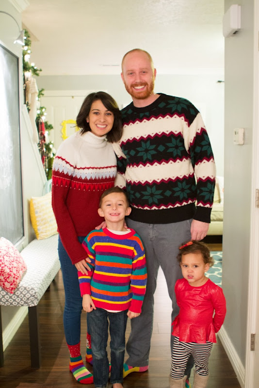 Holiday Ugly Sweater Party