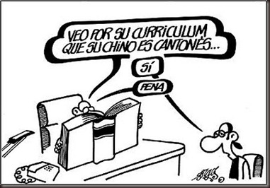 Chiste Forges curriculum