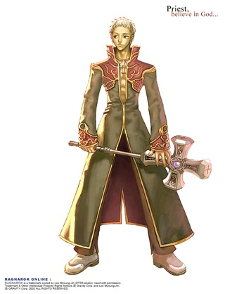 ragnarok priest