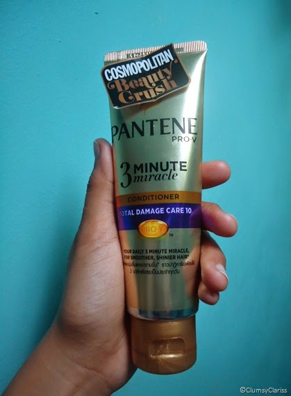 Product Review: The New Pantene 3 Minute Miracle Conditioner