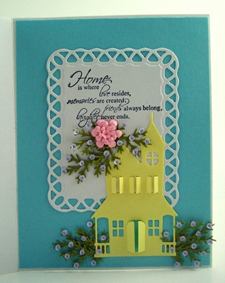 Congratulations on Your New Home Card3