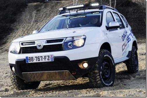 Dacia Duster Marokko 2011 01