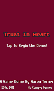 Trust In Heart Demo - screenshot