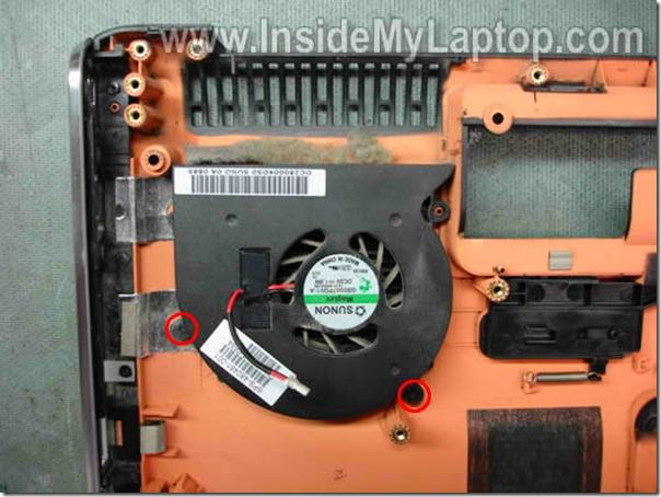 Инструкции по ремонту телефонов, ноутбуков, плееров: Как разобрать ноутбук HP Pavilion DV7
