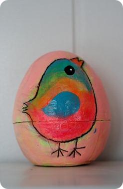 marstein påske egg pippip rosa 2
