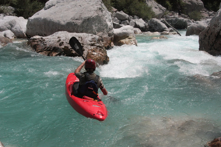 Me in Syphon Canyon