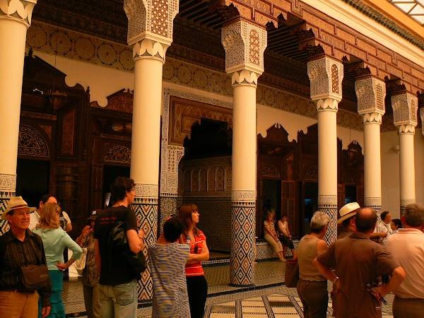 muzeul Marrakech Maroc