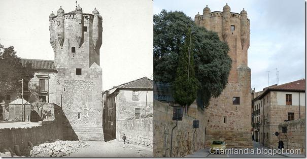 Torre del Clavero E Mazo 1900 - Charrilandia 2013