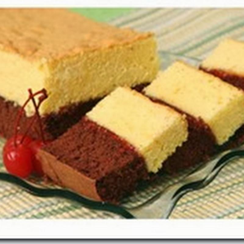 Membuat Makanan Cake Lapis