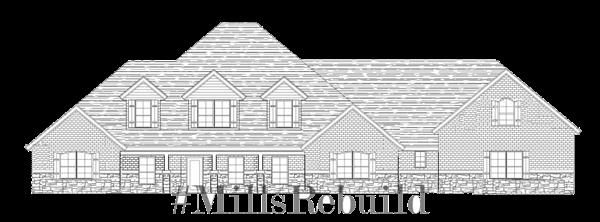 Mills Rebuild Logo