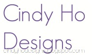Cindy Ho Designs - Temp Logo