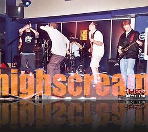 highscreamband
