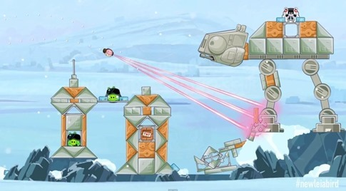 Angry Birds Star Wars gratis para iOS