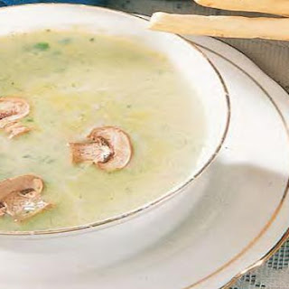 Healthy Spinach Mushroom Soup Recipes