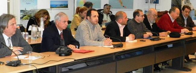 Σύσκεψη για τον τουρισμό στην Περιφέρεια Ιονίων Νήσων