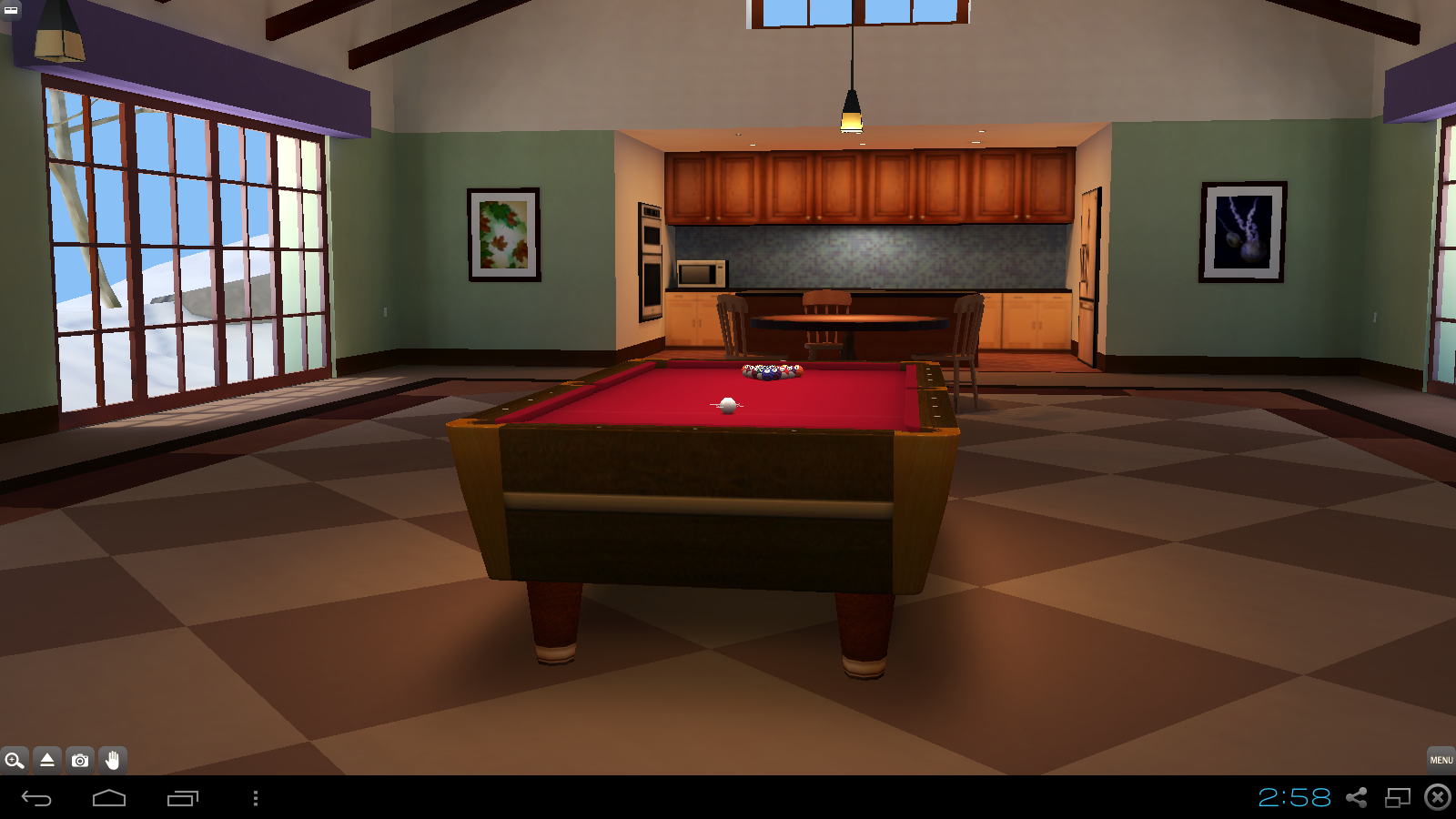 Pool Break Pro 3D Billiards Screenshot 4