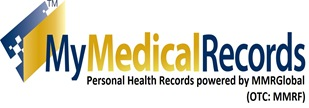 MyMedicalRecords PHR powered by MMRG Logo-v2