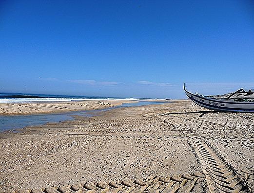 .14. Praia de Mira -barrinha - Glória Ishizaka 2
