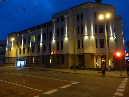 Cazare Lituania: hotel Gile Vilnius exterior